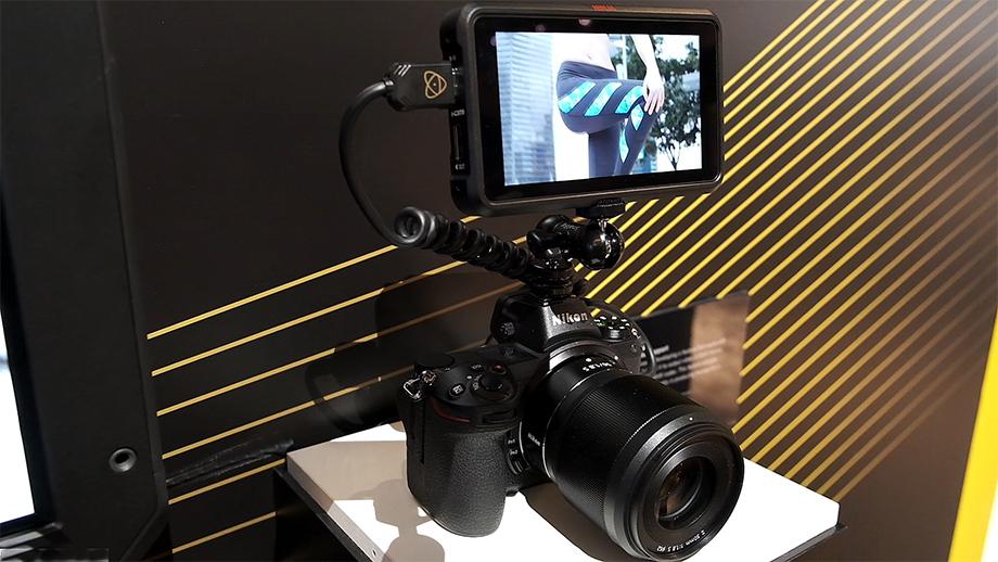 Nikon и Atomos разрабатывают возможность записи в Apple RroRes RAW на рекордеры Ninja