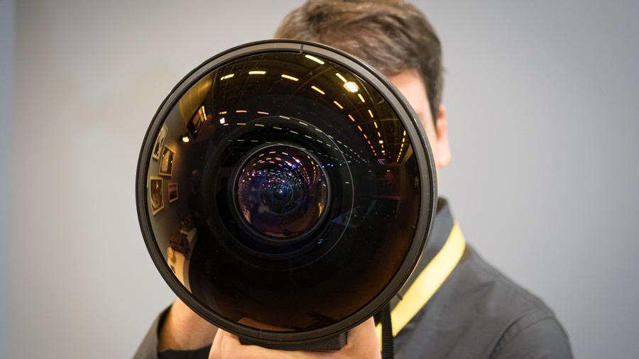 Nikon готовит суперсветосильную оптику для Nikon Z?