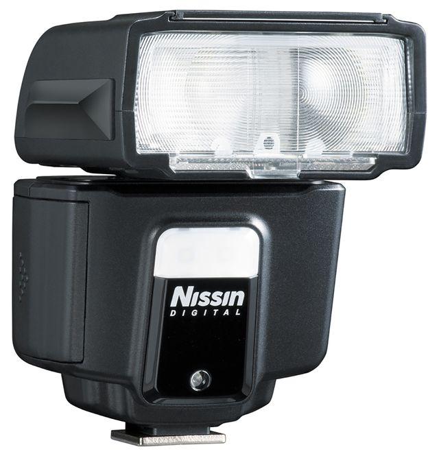 Компания Аврас представит на своем стенде вспышку Nissin i40
