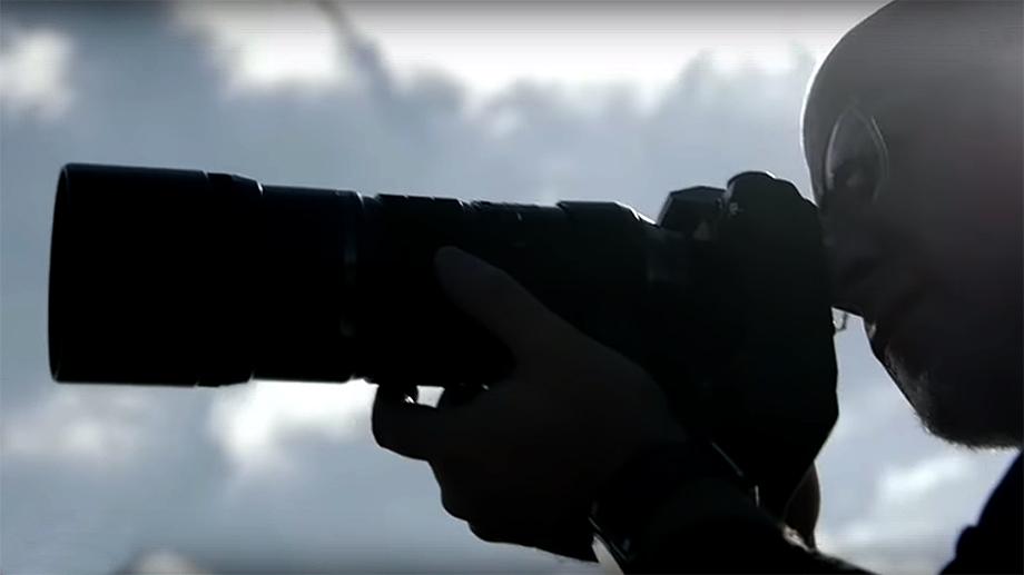 Второе видео подтверждает: Olympus E-M1X будет ориентирован на спортивных репортеров