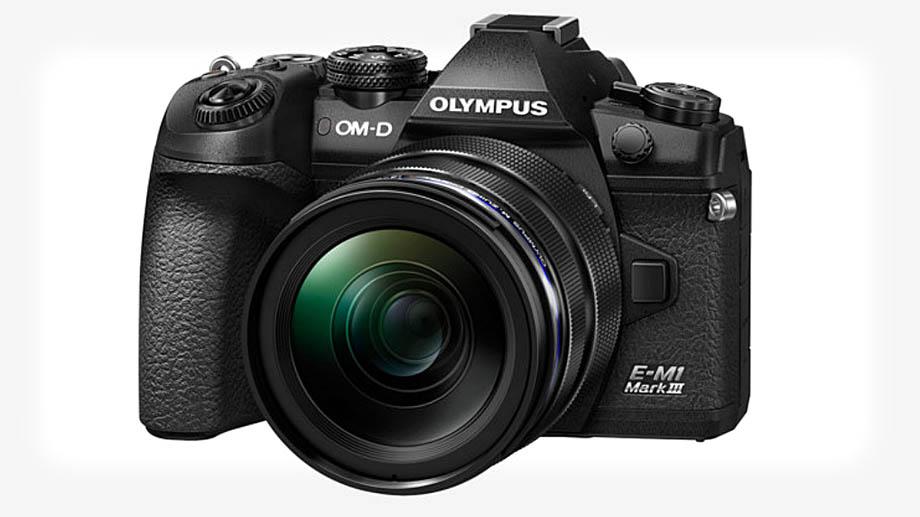 Olympus представил OM-D E-M1 Mark III – камеру с