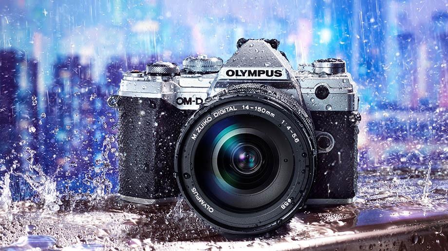 Камера Olympus E-M5 III анонсирована