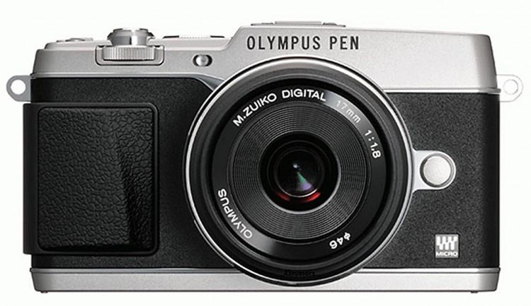 Olympus E-P5 будет выглядеть как старые фотоаппараты серии PEN