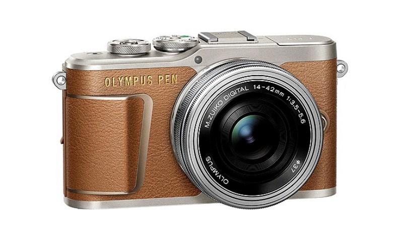 Компания Olympus представила PEN E-PL9