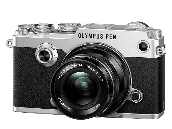 Olympus представил камеру PEN-F