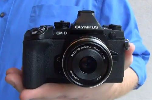 Olympus OM-D E-M1 появится к зиме