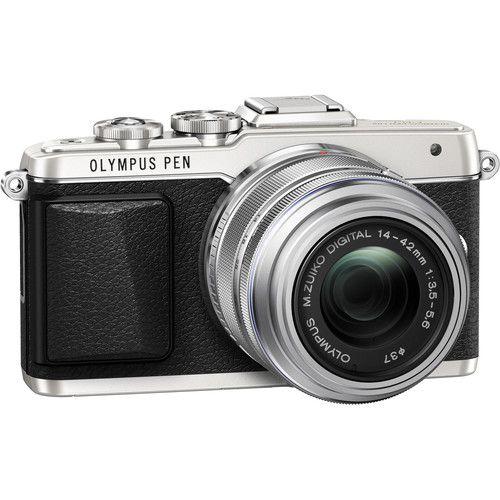 Olympus E-PL7 продолжает линию ретро-камер