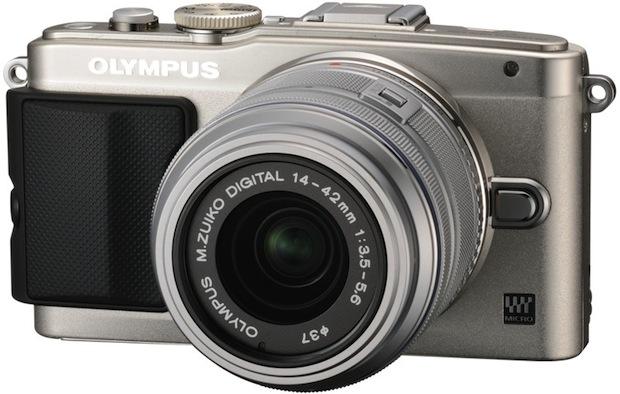 Olympus E-PL6 готовится к выходу