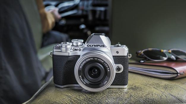 Olympus E-M10 Mark III – 3-я версия популярной камеры компании