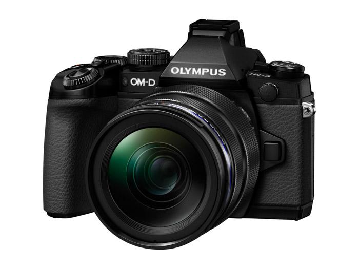 Интерактивный тест Olympus OM-D E-M1