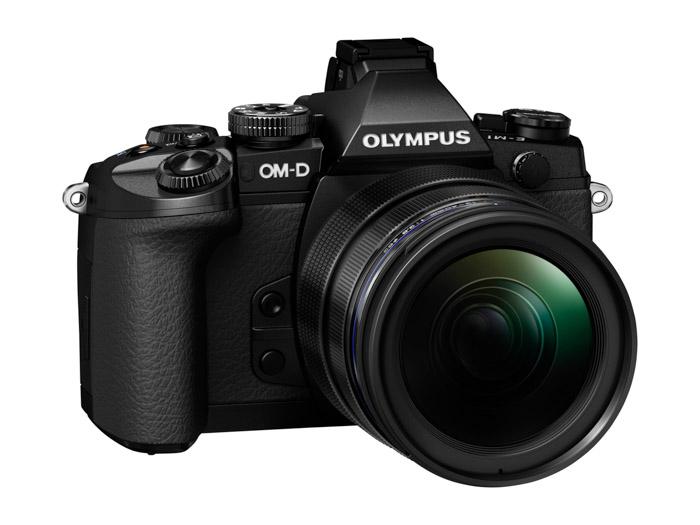 Olympus OM-D E-M1 представлен официально
