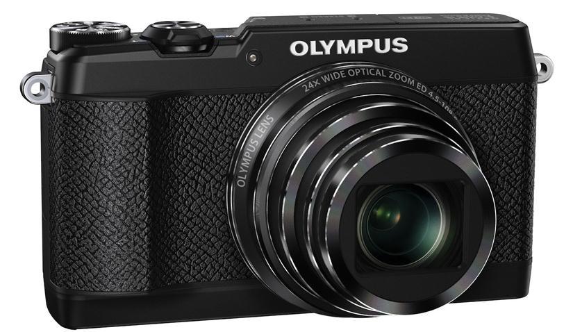 Olympus Stylus SH-2 умеет снимать звезды
