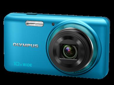 Olympus презентовал новый компакт – модель VH-520