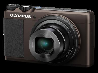 Olympus представил светосильный компакт  XZ-10