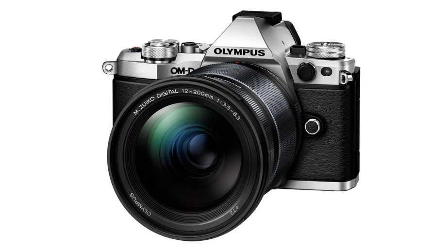 Olympus анонсировал объектив  12-200 мм f/3.5-6.3