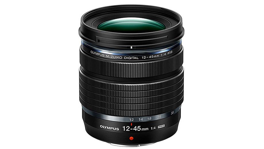 Olympus M.Zuiko Digital ED 12-45mm F4 Pro официально представлен