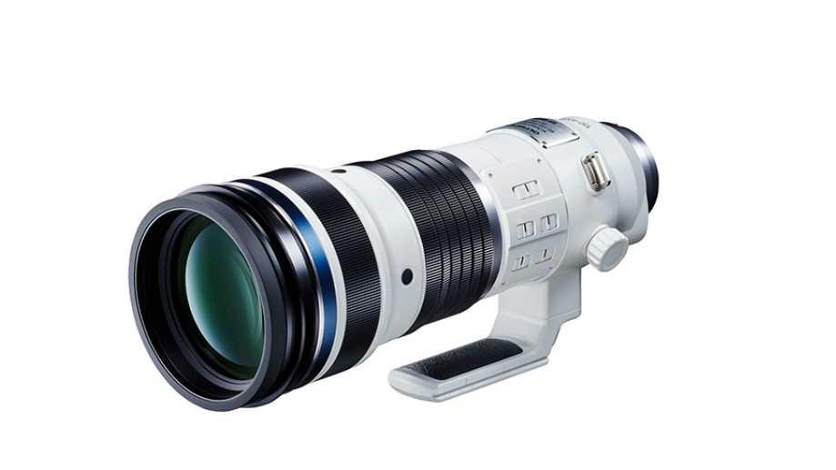 Olympus 150-400mm Pro появится в июле 2020 года