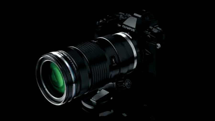 Вместе с E-M1X выйдет объектив Olympus M.Zuiko 150-400mm f/4.0 ED Pro