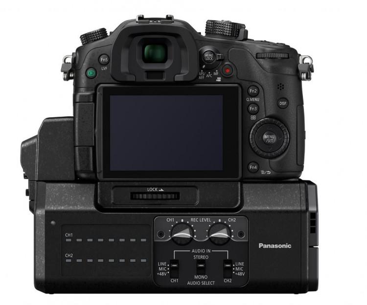 Panasonic готовит GH5