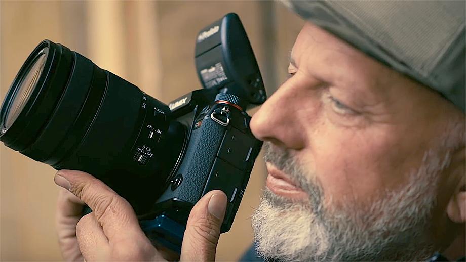 Panasonic балует публику отзывами о своих полнокадровых камерах S1R