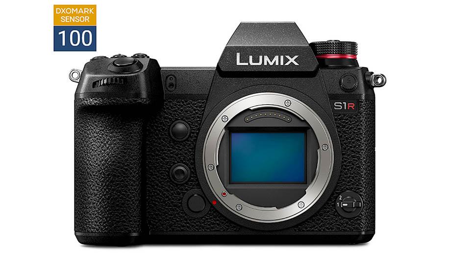 Panasonic S1R стал лучшей полнокадровой беззеркальной камерой по данным DxOMark