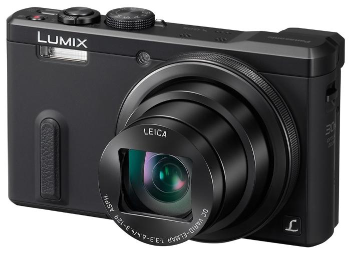 Тест Panasonic Lumix TZ-60