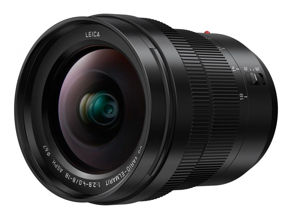 Анонсирован суперширокоугольный зум Panasonic Leica DG Vario-Elmarit 8-18mm f/2.8-4 ASPH