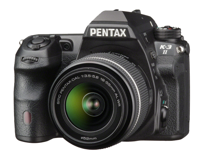 Pentax K-3 II. Интерактивный тест