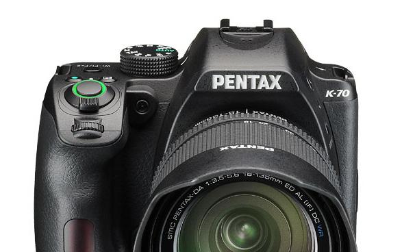 Компания Ricoh обновила прошивку для Pentax K-70