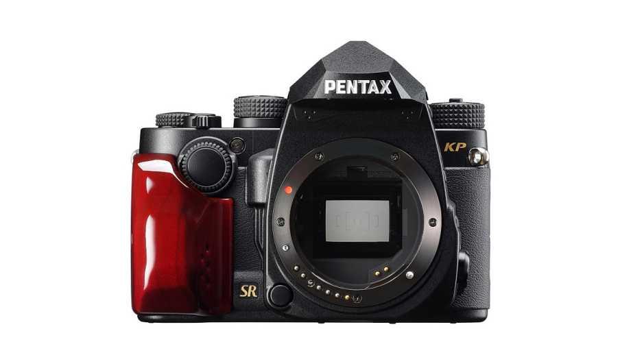 Камера Pentax KP J лимитированной серии