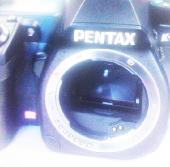 Pentax готовится анонсировать полнокадровую зеркалку K-3