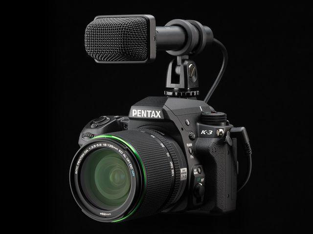 Pentax K-3 — бомба для рынка