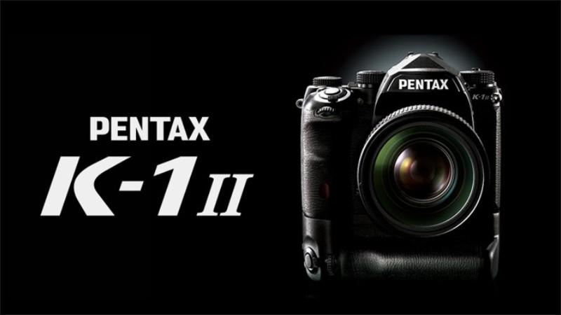Полнокадровая камера Pentax K-1 Mark II представлена официально