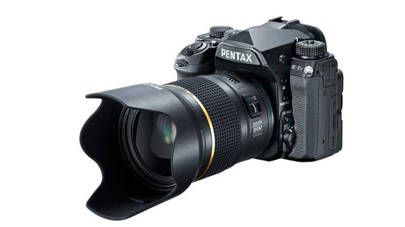 Анонсирован объектив HD PENTAX-D FA ★ 50mm f/1.4 SDM AW