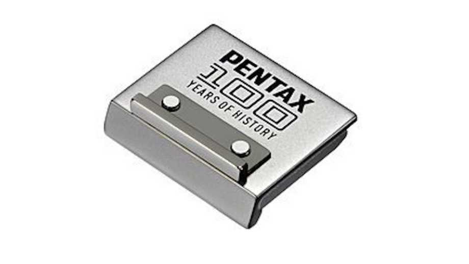 Горячая новинка Ricoh к 100-летнему юбилею Pentax!