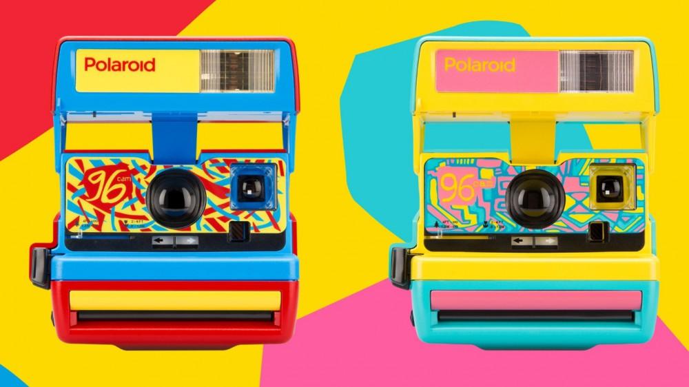 Polaroid выпускает лимитированную серию 96 Cam