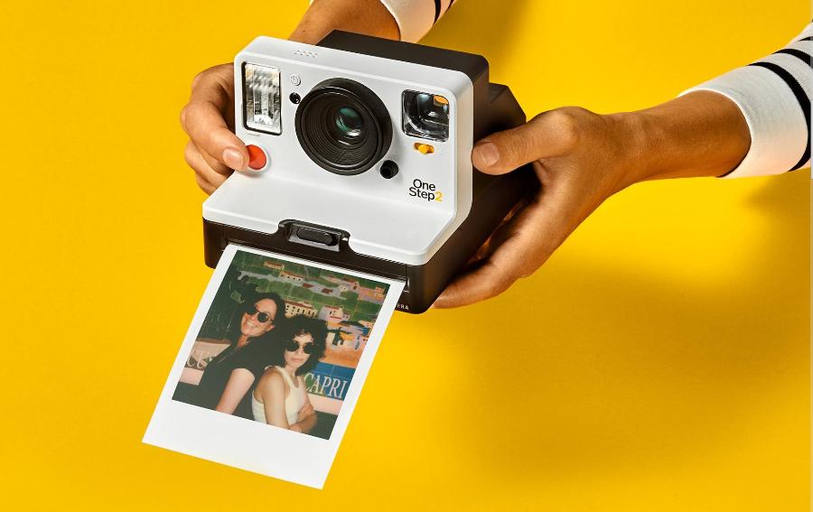 OneStep 2i – Polaroid 40 лет спустя