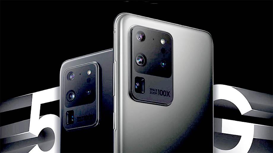 Samsung Galaxy S20 Ultra – смартфон с камерой 108 МП