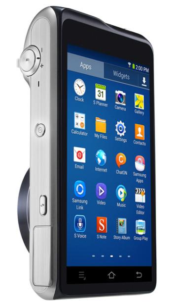 Samsung Galaxy Camera 2 стала быстрее и лучше