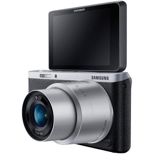 Samsung представил модель NX Mini