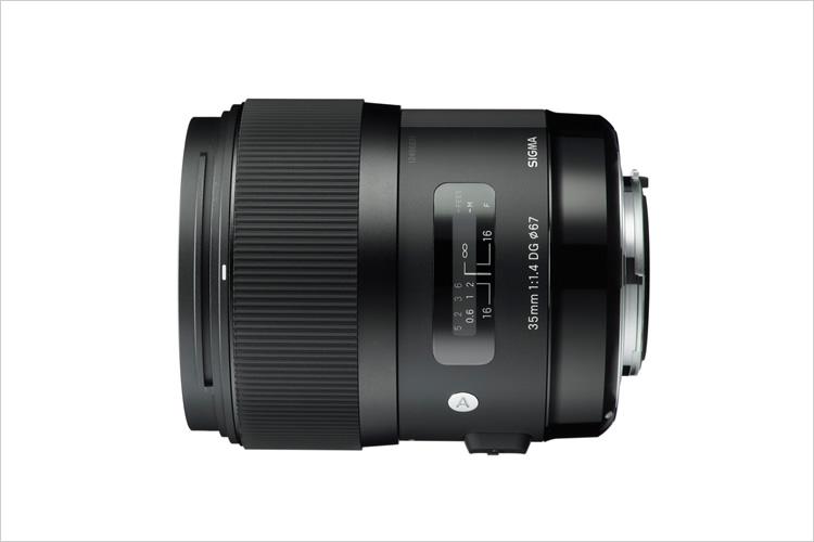 Анонсирован новый объектив SIGMA 35mm F1.4 DG HSM