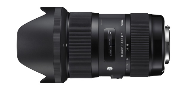 Sigma 24-70/2 будет анонсирована на Photokina 2014
