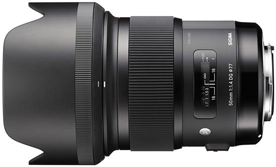 Sigma планирует выпуск объективов с байонетом Sony FE