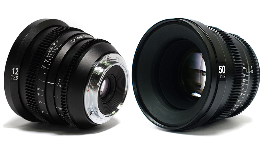SLR Magic переделала объективы MicroPrime Cine под байонет Fujifilm X