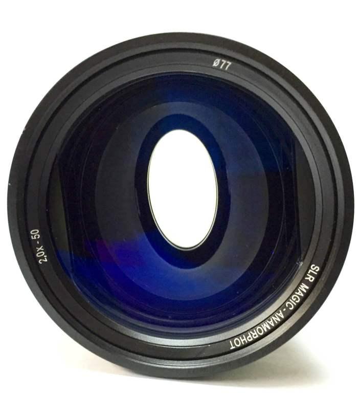 SLR Magic скоро представит анаморфотную насадку ×2-50