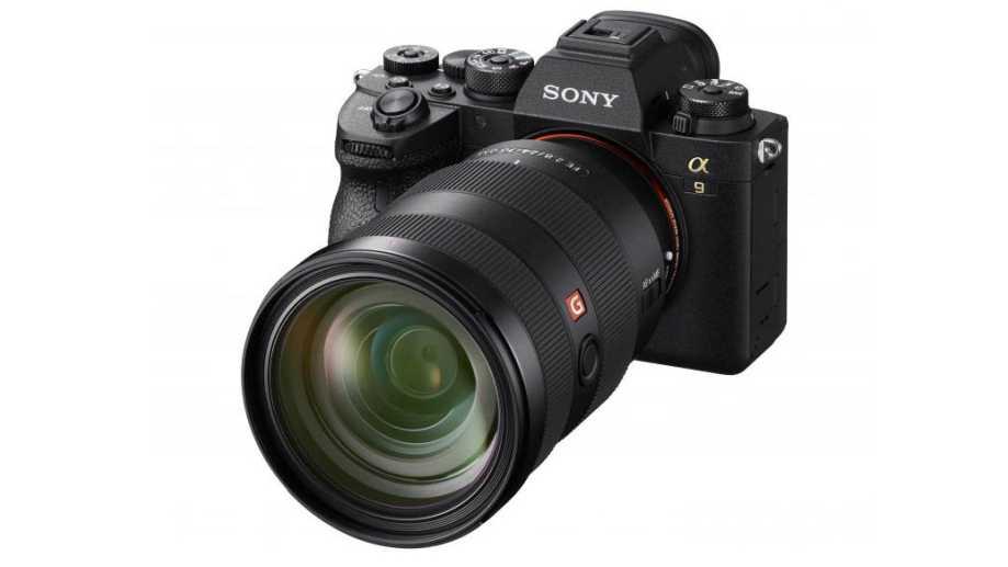Sony A9 II – предыдущая камера после фейс-лифтинга