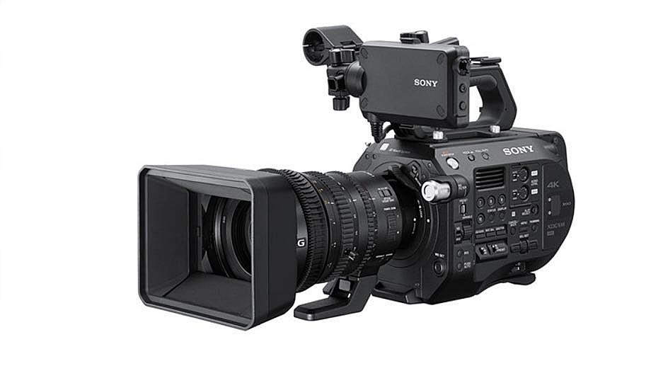 Sony представила полнокадровую FX9, снимающую 6K