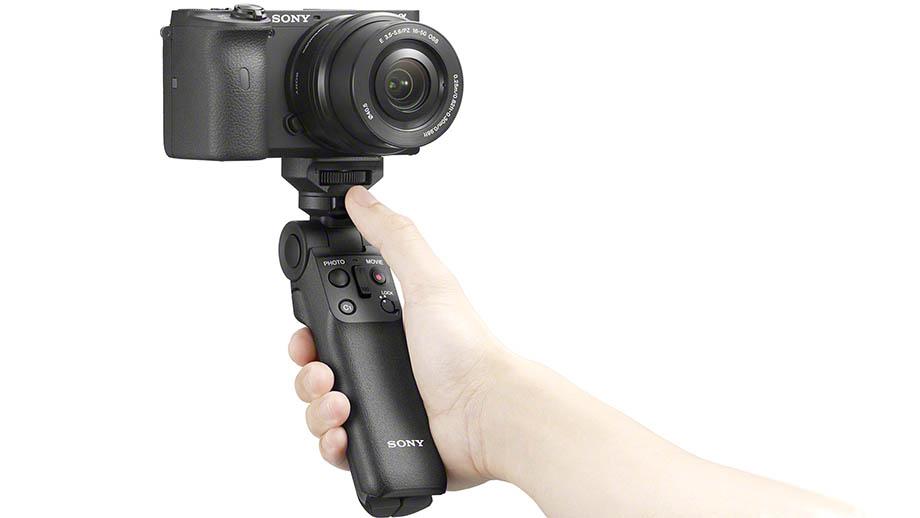 Рукоятка с управлением Sony GP-VPT2BT уже продается