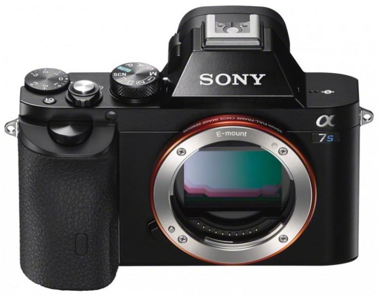 Sony a7S снимает видео в 4К и имеет беспрецедентный порог чувствительности