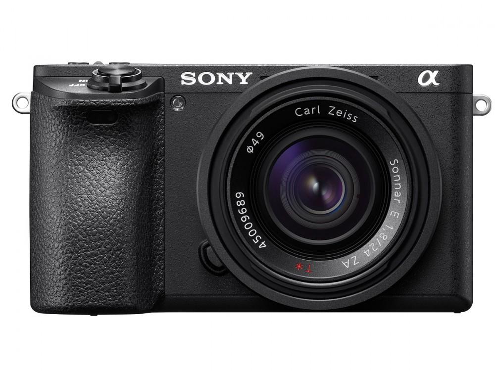 Sony представила a6500, усовершенствованную версию a6300